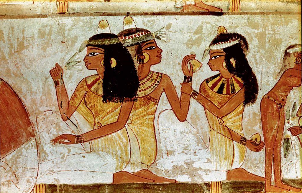 limpieza en Egipto