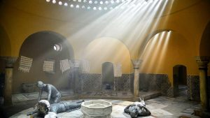 Baño turco - Historia de la limpieza