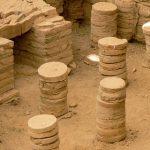 Termas romanas, el sistema es la gloria castellana - Historia de la limpieza