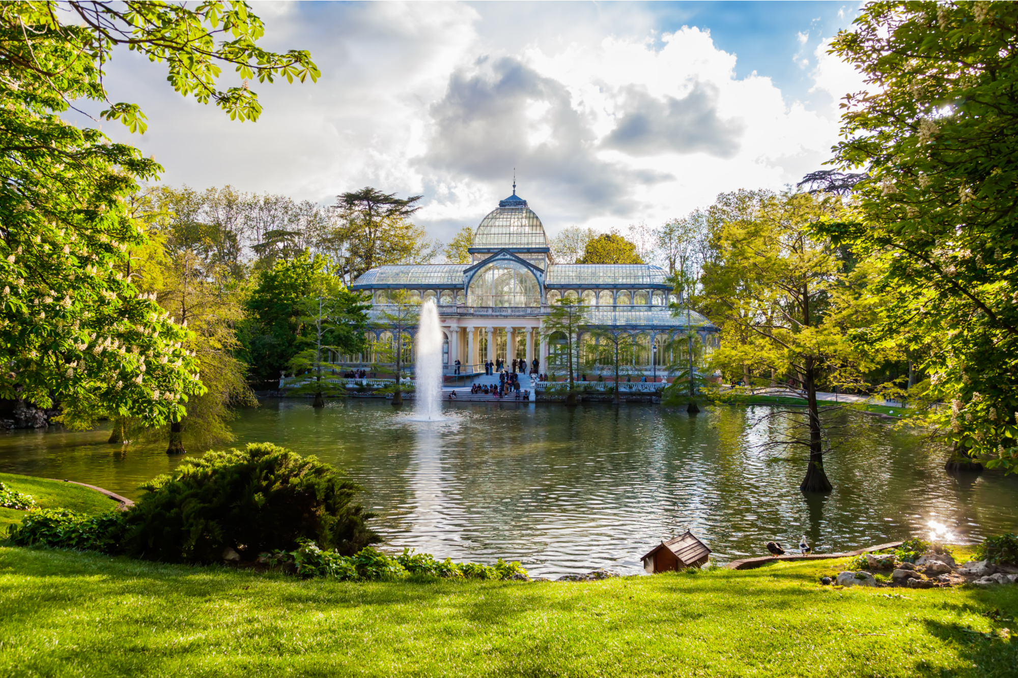 Curiosidades del Parque del Retiro en Madrid