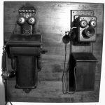 Los primeros teléfonos. Historia de la Comunicación a larga distancia