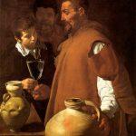 Oficios antiguos olvidados hoy en día - Aguador de Sevilla, Velázquez