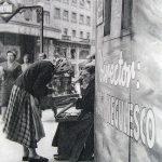 Avant Servicios - Profesiones antiguas olvidadas hoy en día - Cerillero en La Gran Vía de Madrid