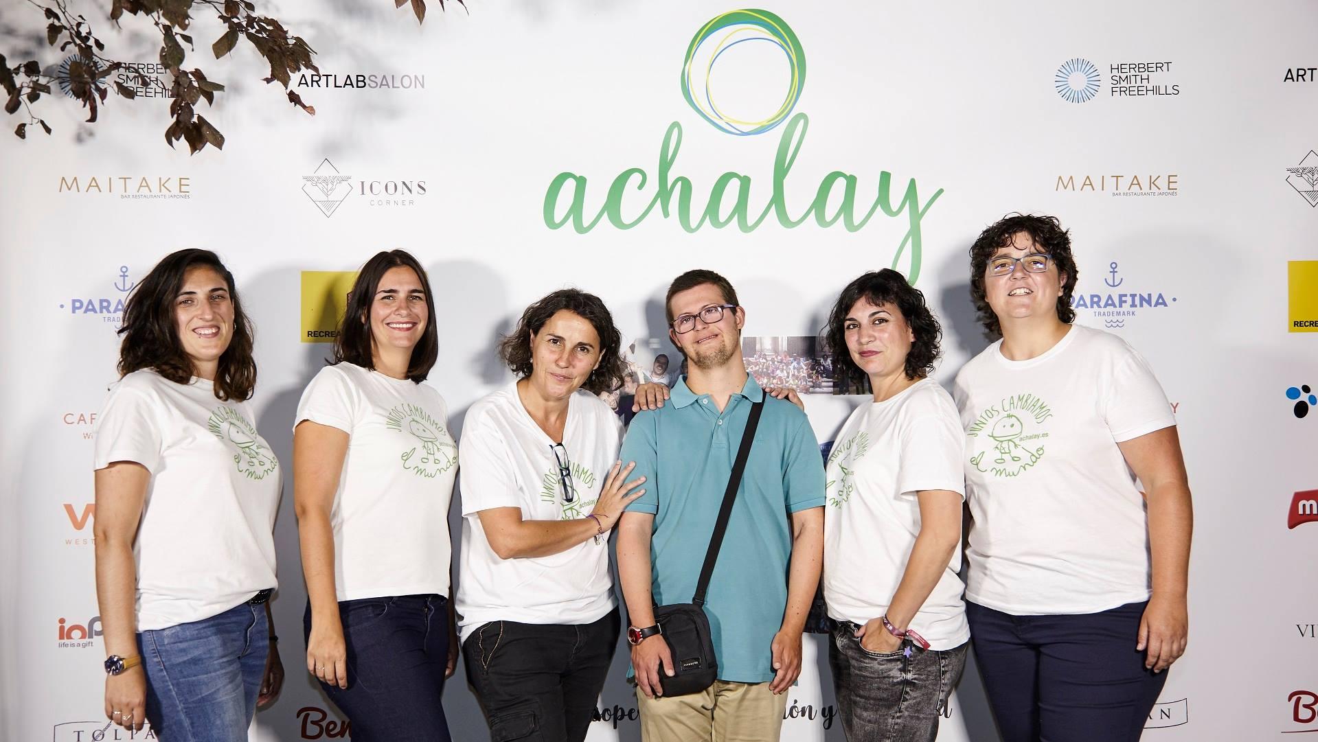 AVANT Servicios colabora con Achalay - Responsabilidad Social Corporativa