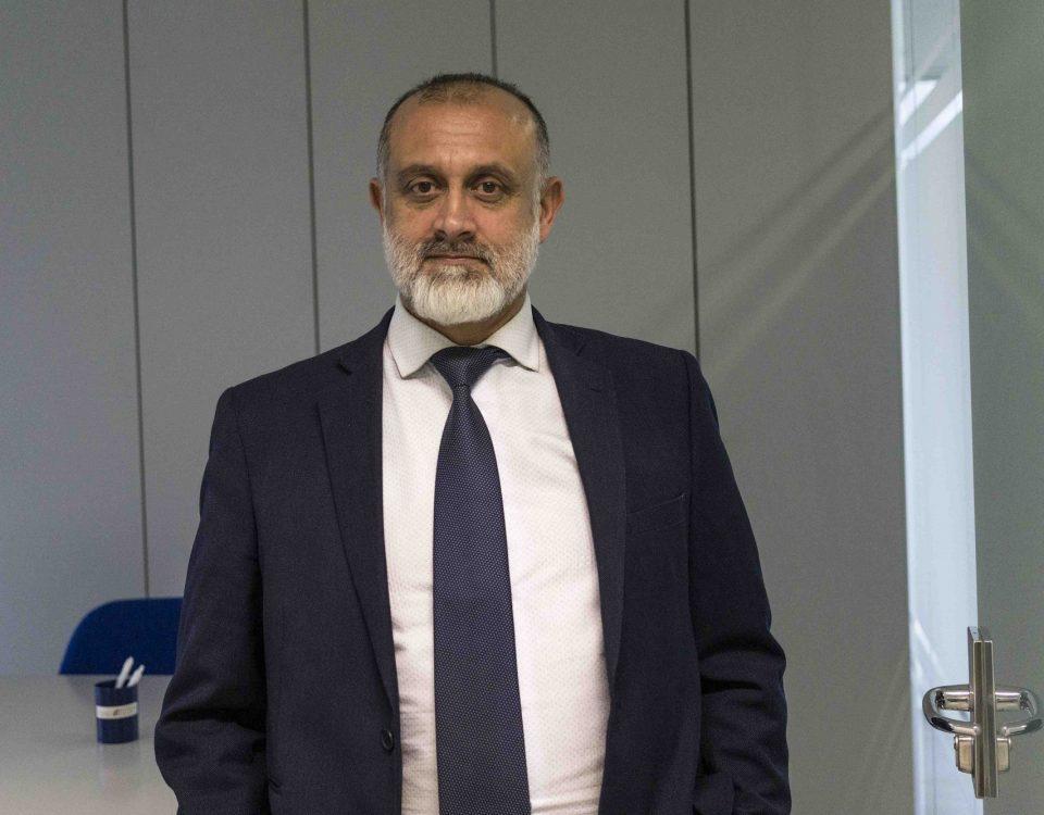 Miguel Ramón, departamento comercial de AVANT servicios