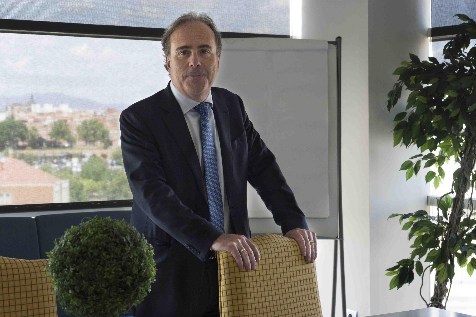 """Juan Figueroa: """"Donde entramos nos quedamos porque lo hacemos bien"""""""