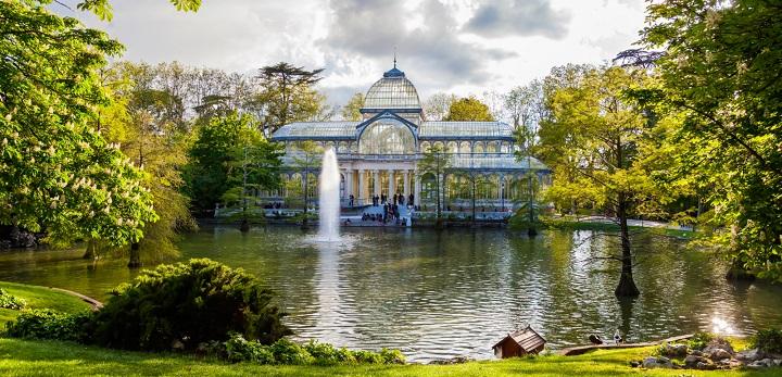 Parques y jardines de Madrid - AVANT Servicios