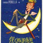'El guardián del paraíso' protagonizada por Fernando Fernan Gómez donde interpreta a un sereno