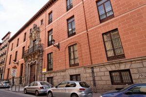 Filmoteca Española Palacio del Marques de Perales