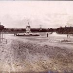 Parque del Oeste en 1913