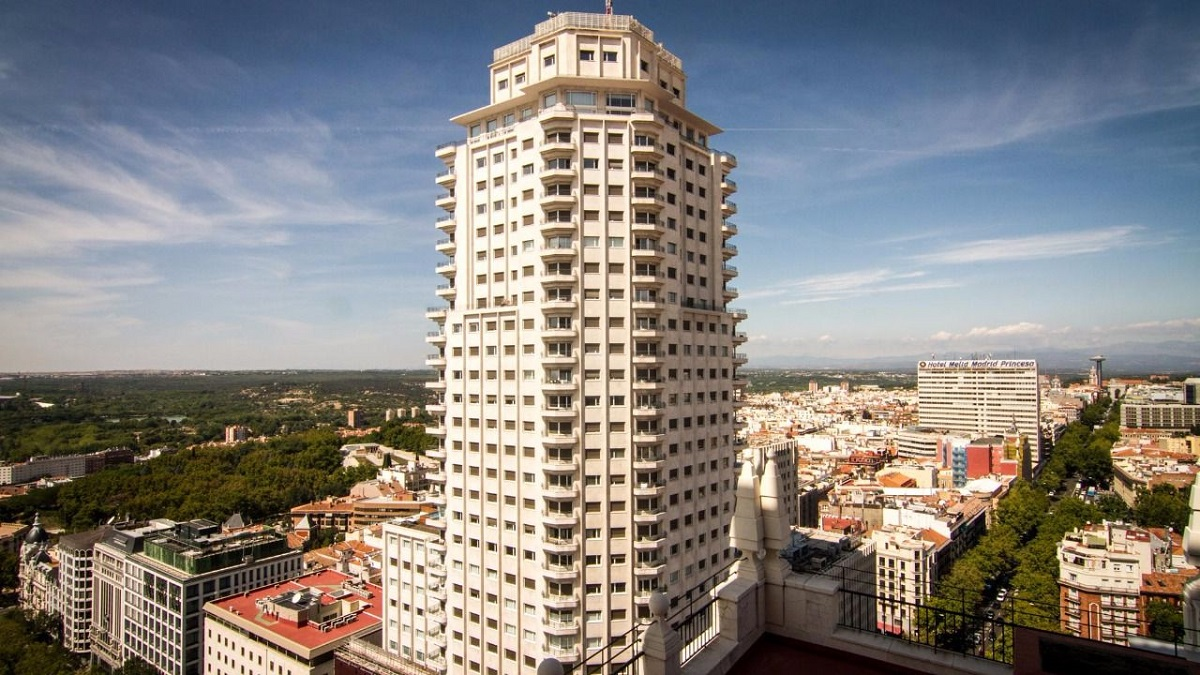 La Torre de Madrid