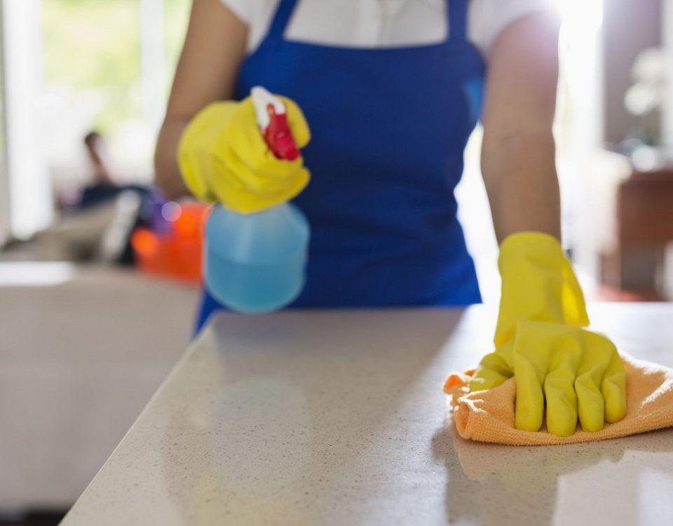 Cómo limpiar nuestra casa si hay personas enfermas de coronavirus