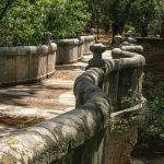 Puente de la culebra Casa de Campo
