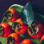 El caqui, un fruto que vino desde el lejano oriente