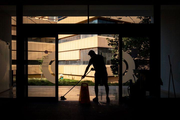 Servicios limpieza Madrid oficinas