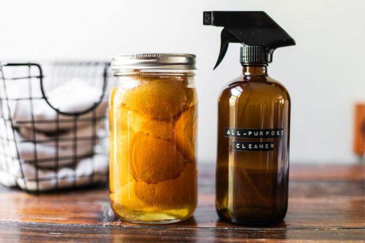 Limpieza natural con vinagre y el uso de los vinagres aromáticos