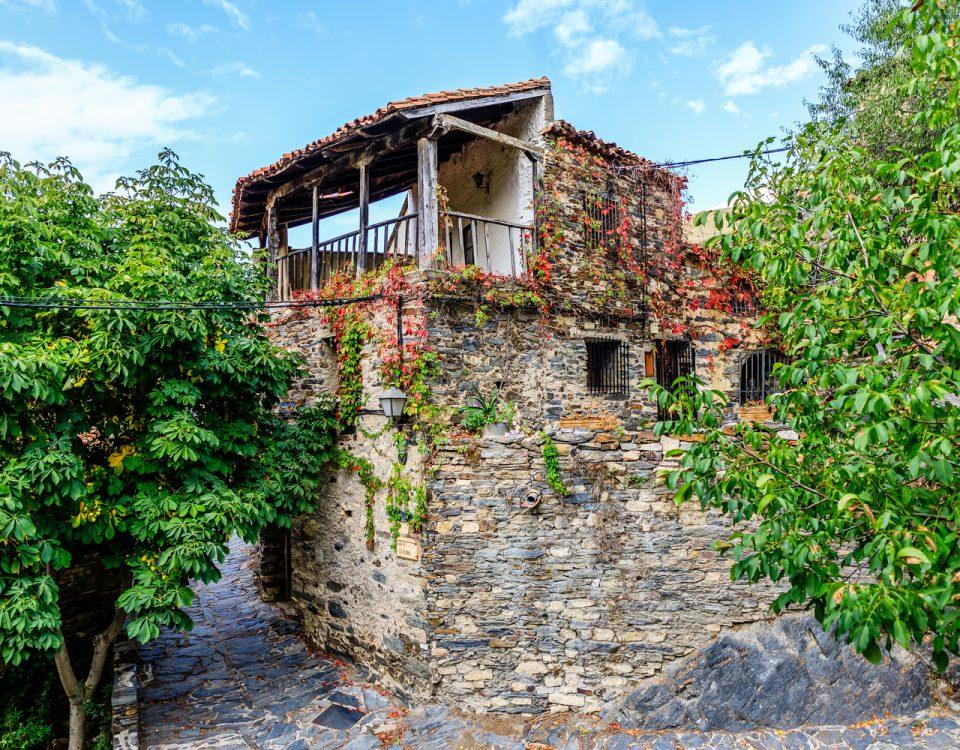 Pueblos con encanto en la Comunidad de Madrid - Patones de Arriba