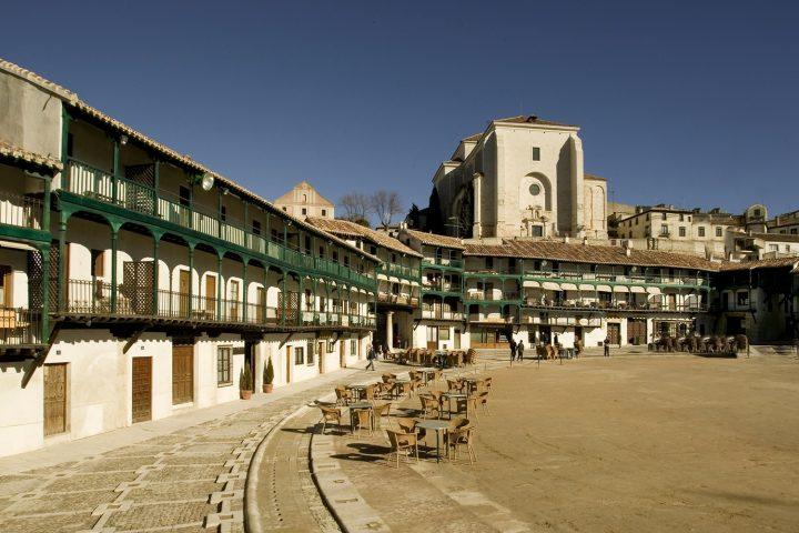Chinchón. Pueblos con encanto en la comunidad de Madrid